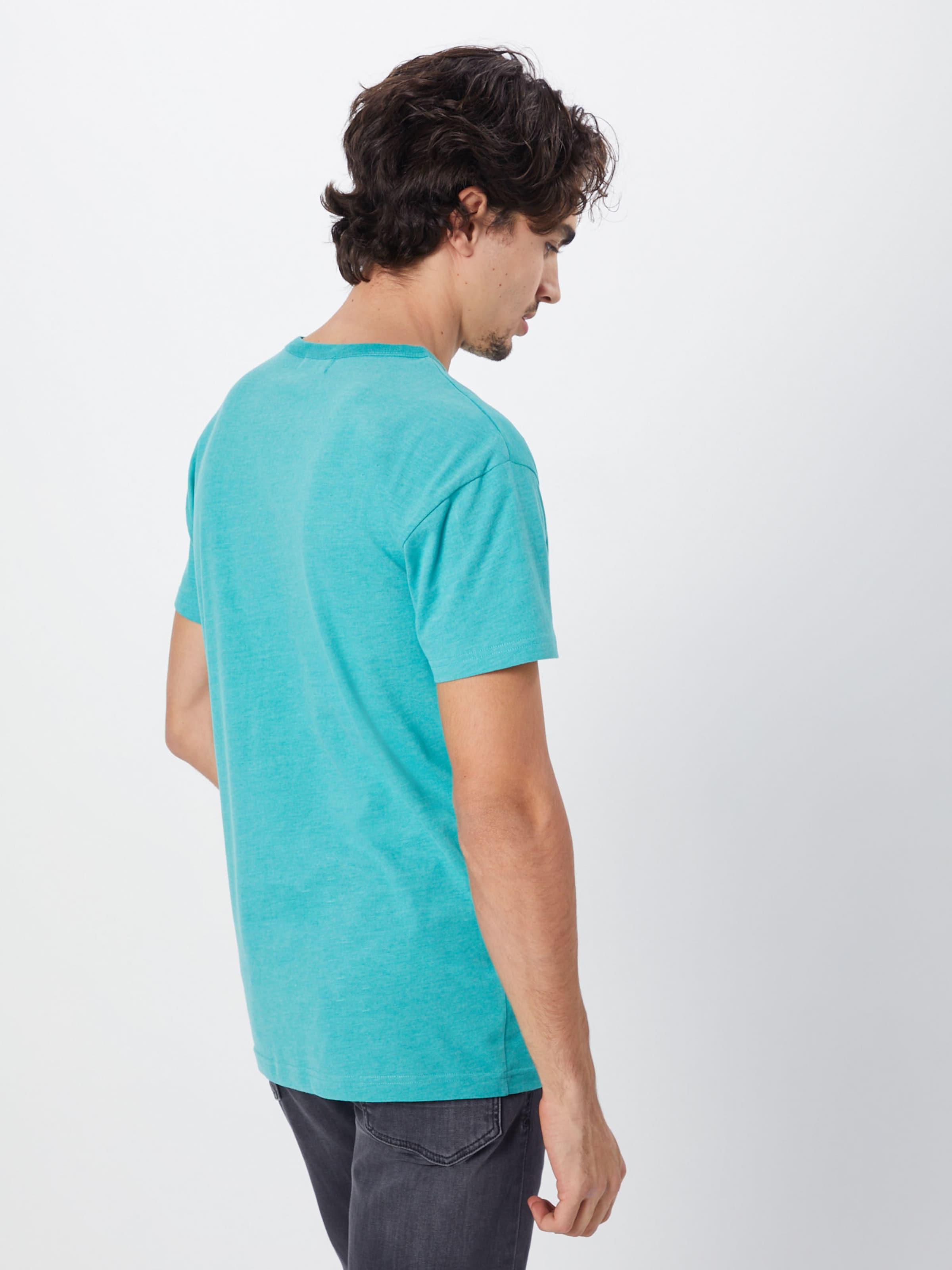 'boombox' Derbe En T TurquoiseNoir shirt LSzMVUGpq