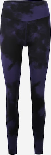 Hey Honey Sporthose 'Leggings Tie Dye' in dunkelblau, Produktansicht