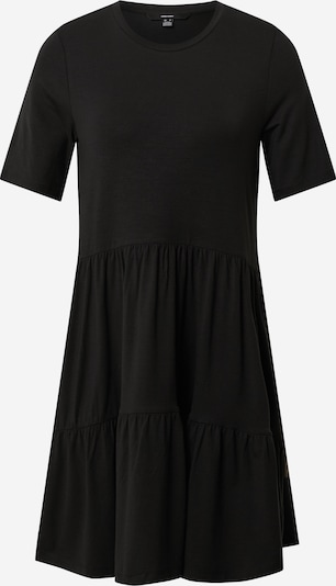 VERO MODA Šaty 'VMJAVA SS PEPLUM SHORT DRESS GA' - černá, Produkt