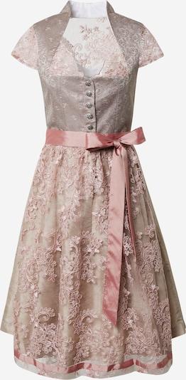 MONDKINI Dirndl 'Dara' in de kleur Beige / Taupe / Rosé, Productweergave