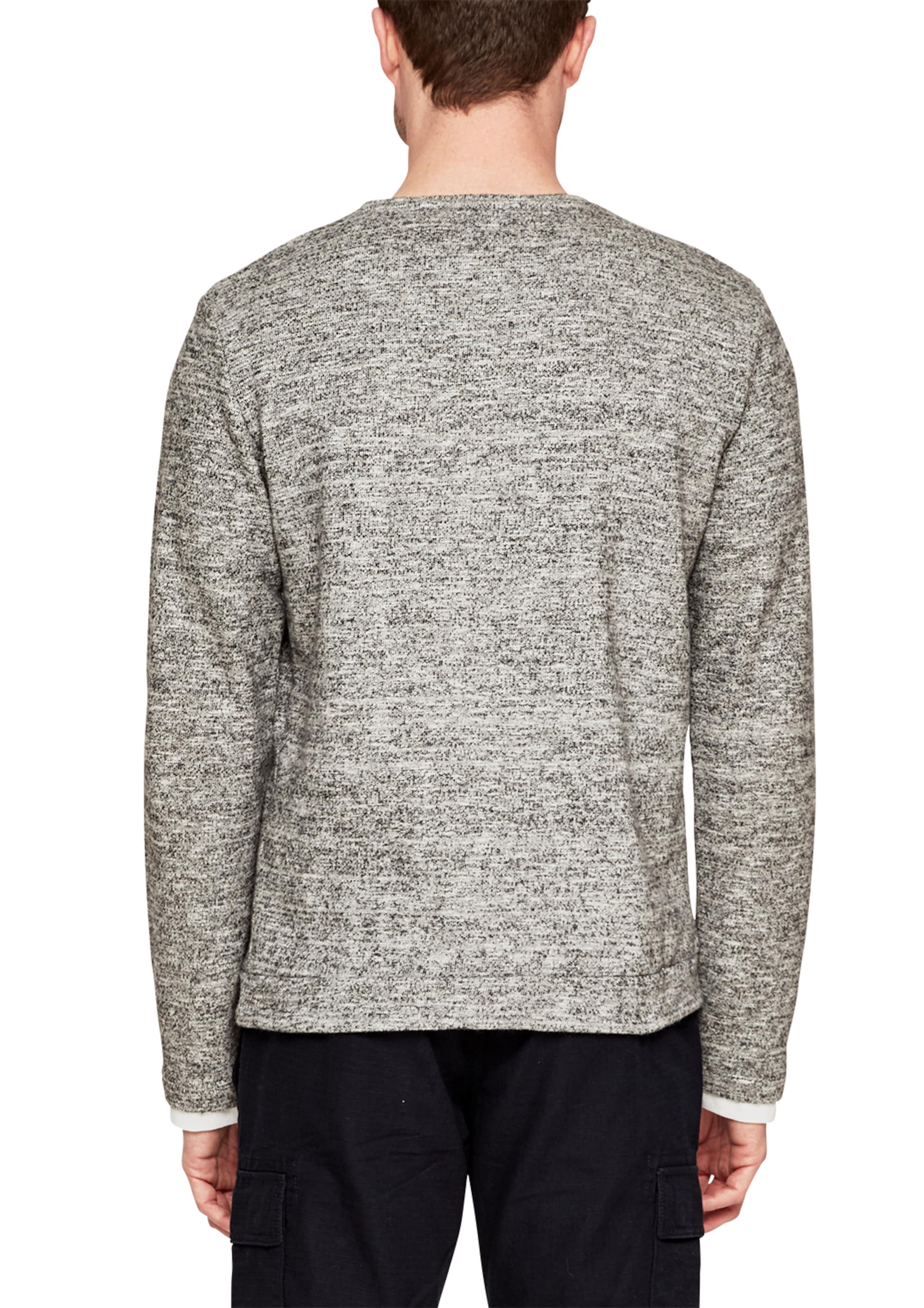 s.Oliver RED LABEL Sweatshirt im Layer-Look Ausgezeichnete Günstig Online Billig Verkauf Rabatte Kosten Günstiger Preis Günstig Kaufen Footaction Günstig Kaufen Rabatte vQVGoF6c2