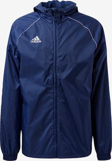 ADIDAS PERFORMANCE Sportjas 'Core 18' in de kleur Blauw, Productweergave