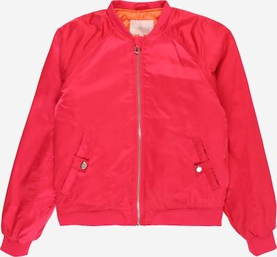 KIDS ONLY Jacke 'KONMICHELE BOMBER JACKET OTW' in pink, Produktansicht
