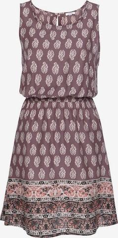 LASCANA Plážové šaty - fialová