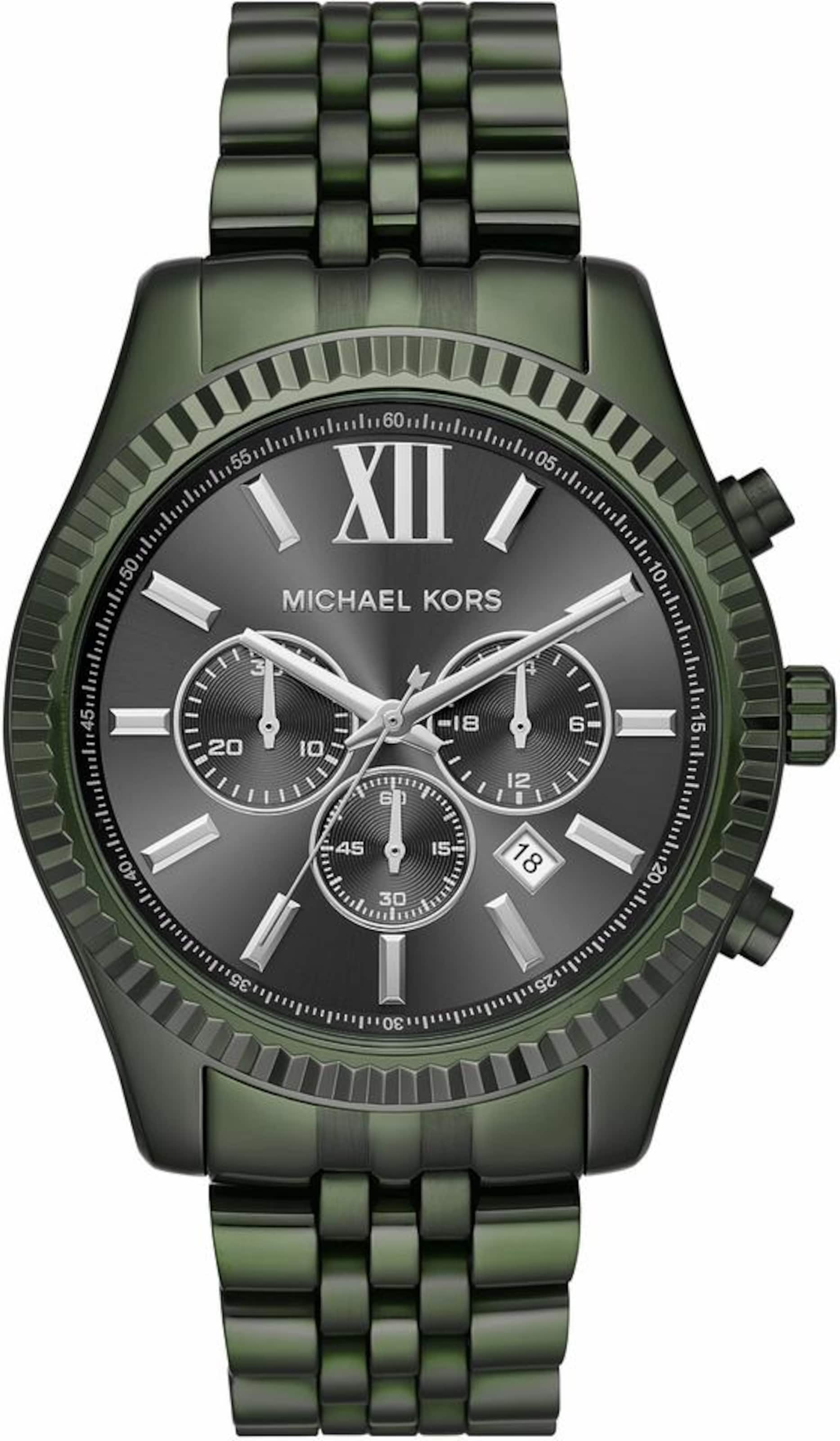 Michael Kors Chronograph 'LEXINGTON, MK8604'