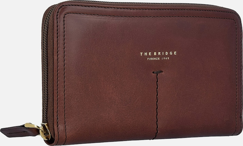 The Bridge Belleville Wallet Leather 19 Cm