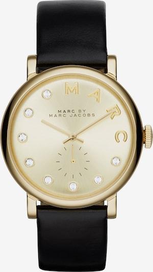 Marc Jacobs Uhr 'Baker' in gold / schwarz, Produktansicht