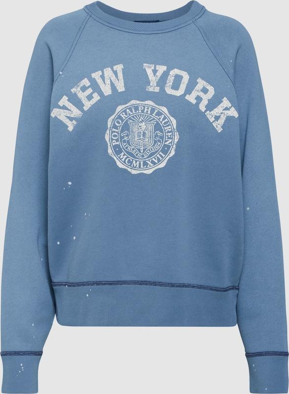 POLO RALPH LAUREN Pullover in rauchblau  Markenkleidung für Männer und Frauen