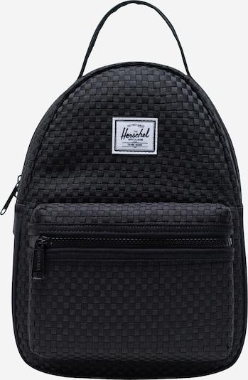 Herschel Sac à dos 'Nova Mini' en noir, Vue avec produit