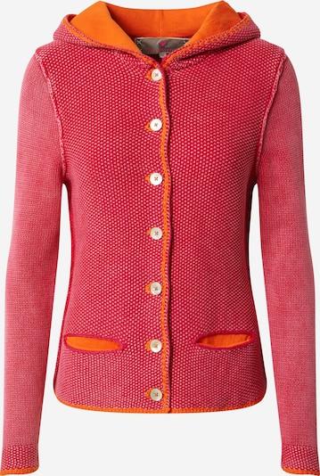 LIEBLINGSSTÜCK Strickjacken 'Zarina' in orange / pink, Produktansicht