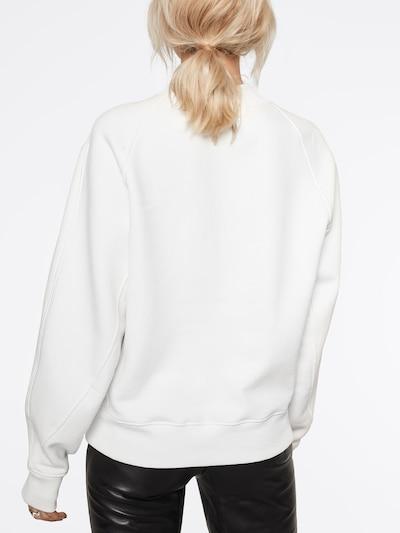 LeGer by Lena Gercke Sweatshirt 'Janne' in de kleur Offwhite: Achteraanzicht