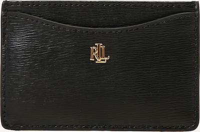 Lauren Ralph Lauren Geldbörse 'SAFFIANO' in schwarz, Produktansicht