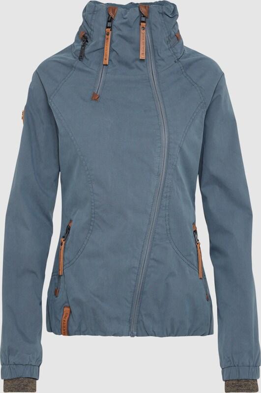 Naketano Jacke in nachtblau  Markenkleidung für Männer und Frauen
