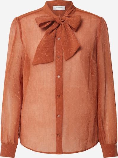 modström Bluse 'Fernanda' in orange, Produktansicht