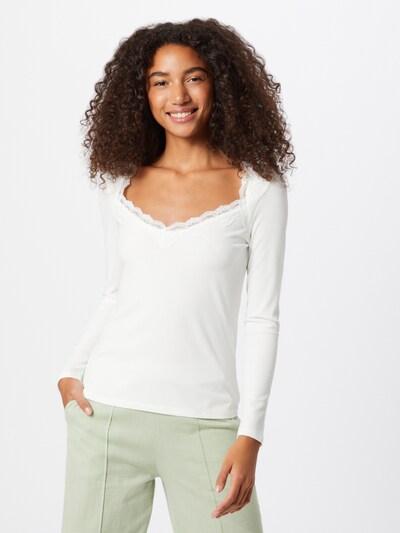 VILA Koszulka 'SOFI' w kolorze offwhitem: Widok z przodu