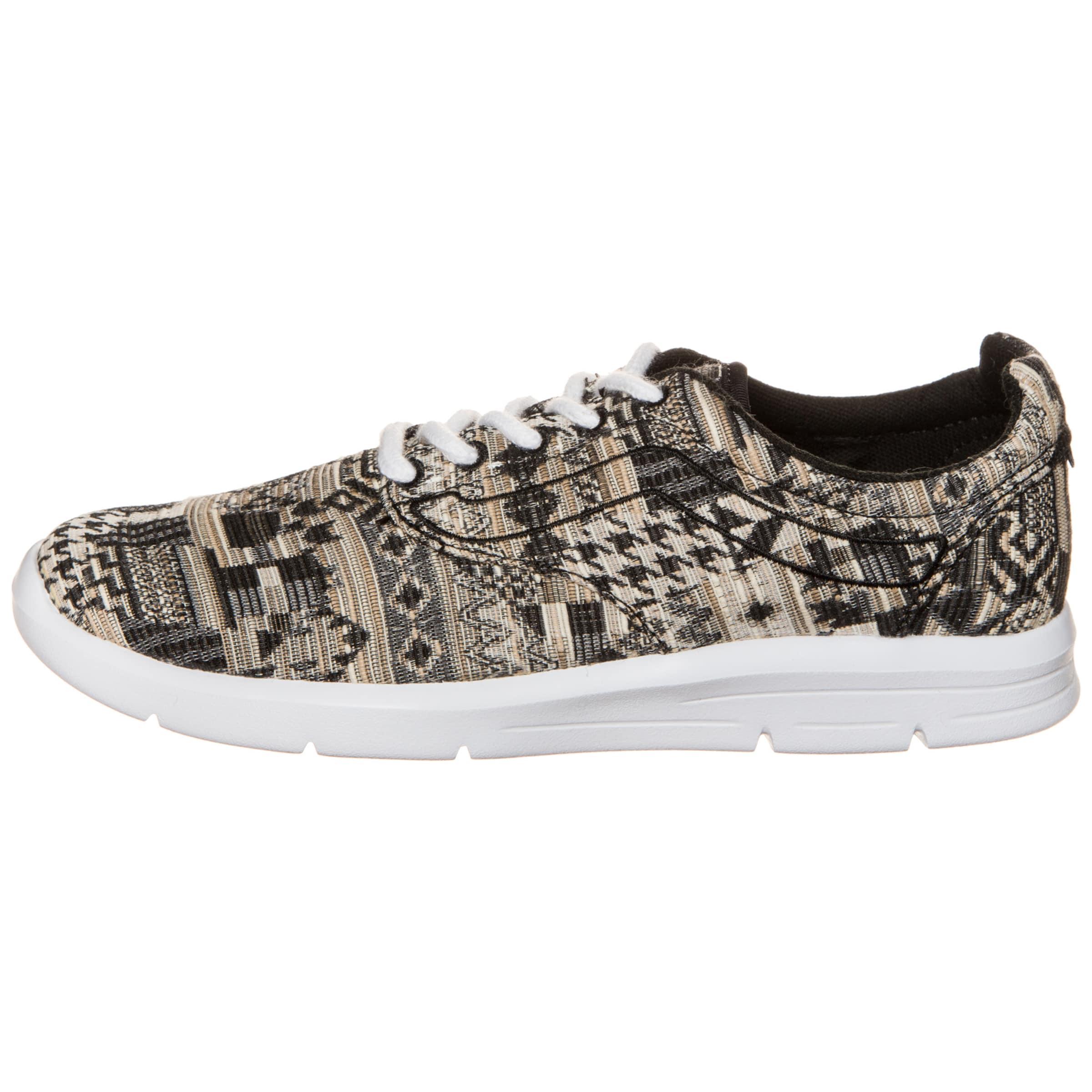 'iso Sneaker 1 Italian Weiß Vans BeigeSchwarz Weave' 5 In PkN80nXwO