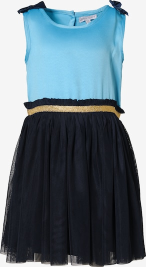 LEMON BERET Kleid in blau / schwarz, Produktansicht