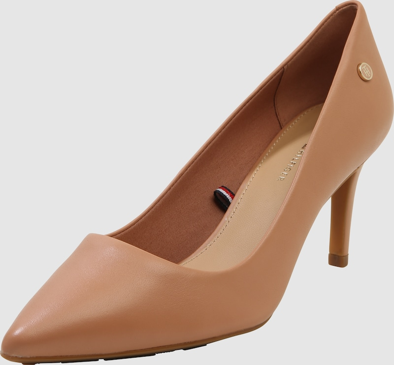 TOMMY HILFIGER Pumps 'POINTED MID HEEL'