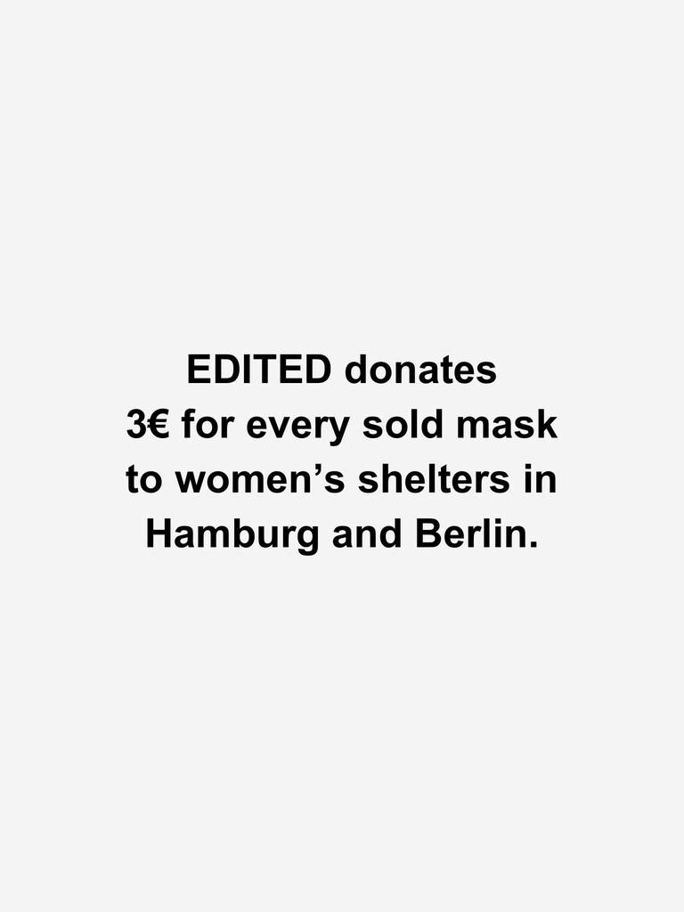 Stoffmaske 'Hope'
