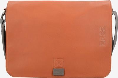 BREE 'Punch Casual 49' Messenger Leder 38 cm Laptopfach in cognac / taupe, Produktansicht