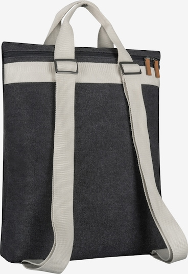 Johnny Urban Sac à dos en anthracite: Vue de dos