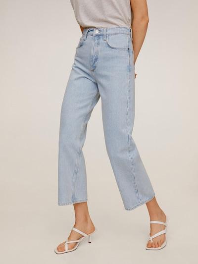 MANGO Jeans 'TEJANO GABRIELA' in blau, Modelansicht