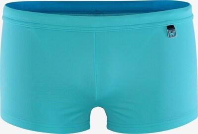 HOM Swim Shorts ' Sea Life ' in cyanblau, Produktansicht