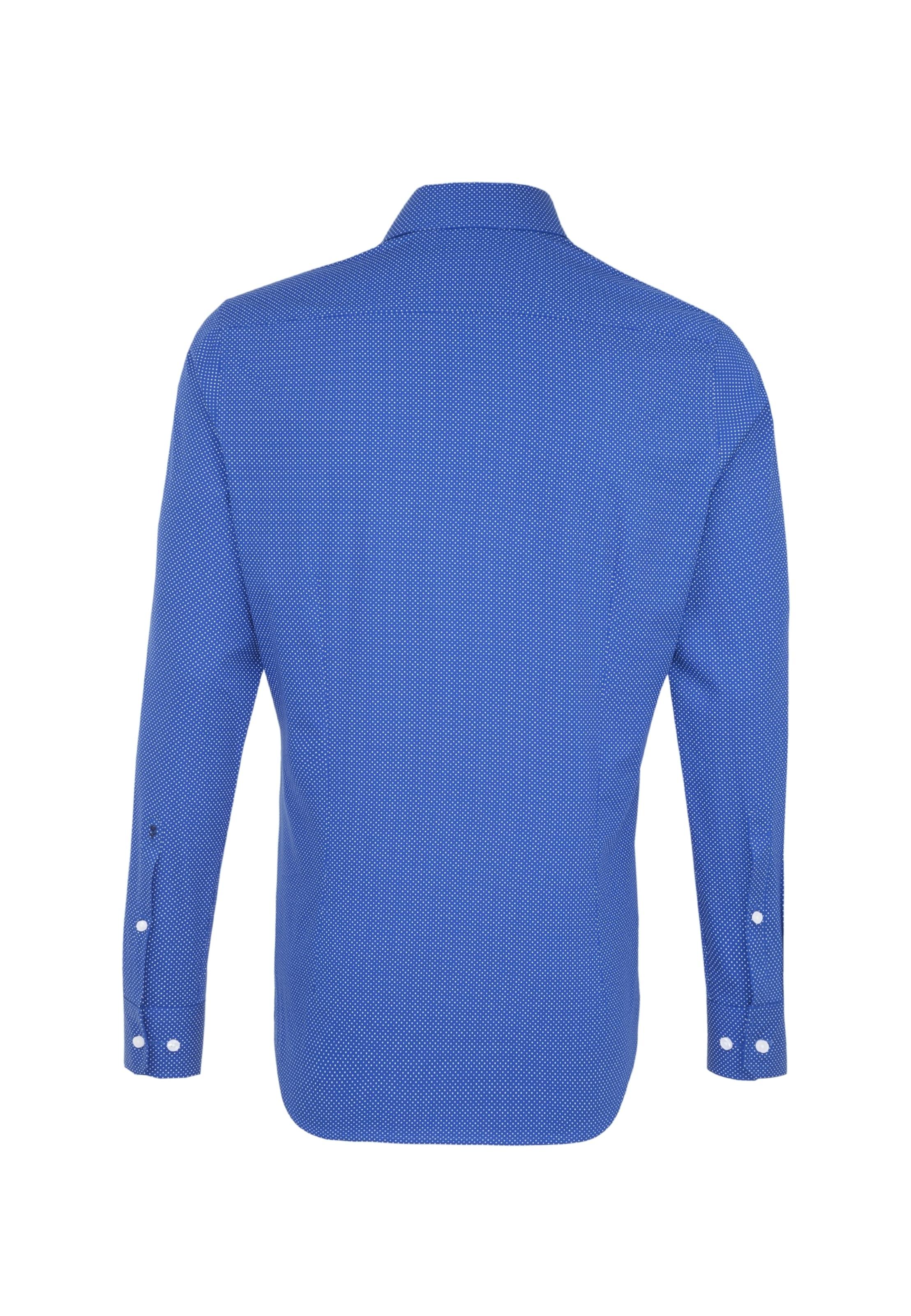 Seidensticker Seidensticker Hemd BlauWeiß In Hemd In zMLGjVpSUq
