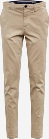 TOMMY HILFIGER Chino-püksid, värv beež