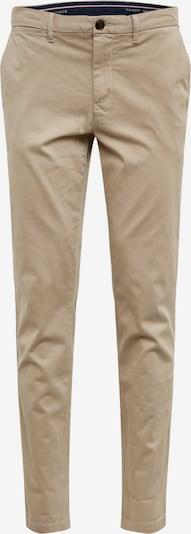Pantaloni eleganți TOMMY HILFIGER pe bej, Vizualizare produs