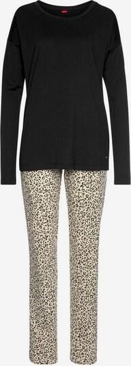 s.Oliver Pyjama in de kleur Gemengde kleuren, Productweergave