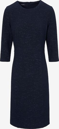 Basler Kleid mit Glitzerfäden in blau / navy / dunkelblau, Produktansicht