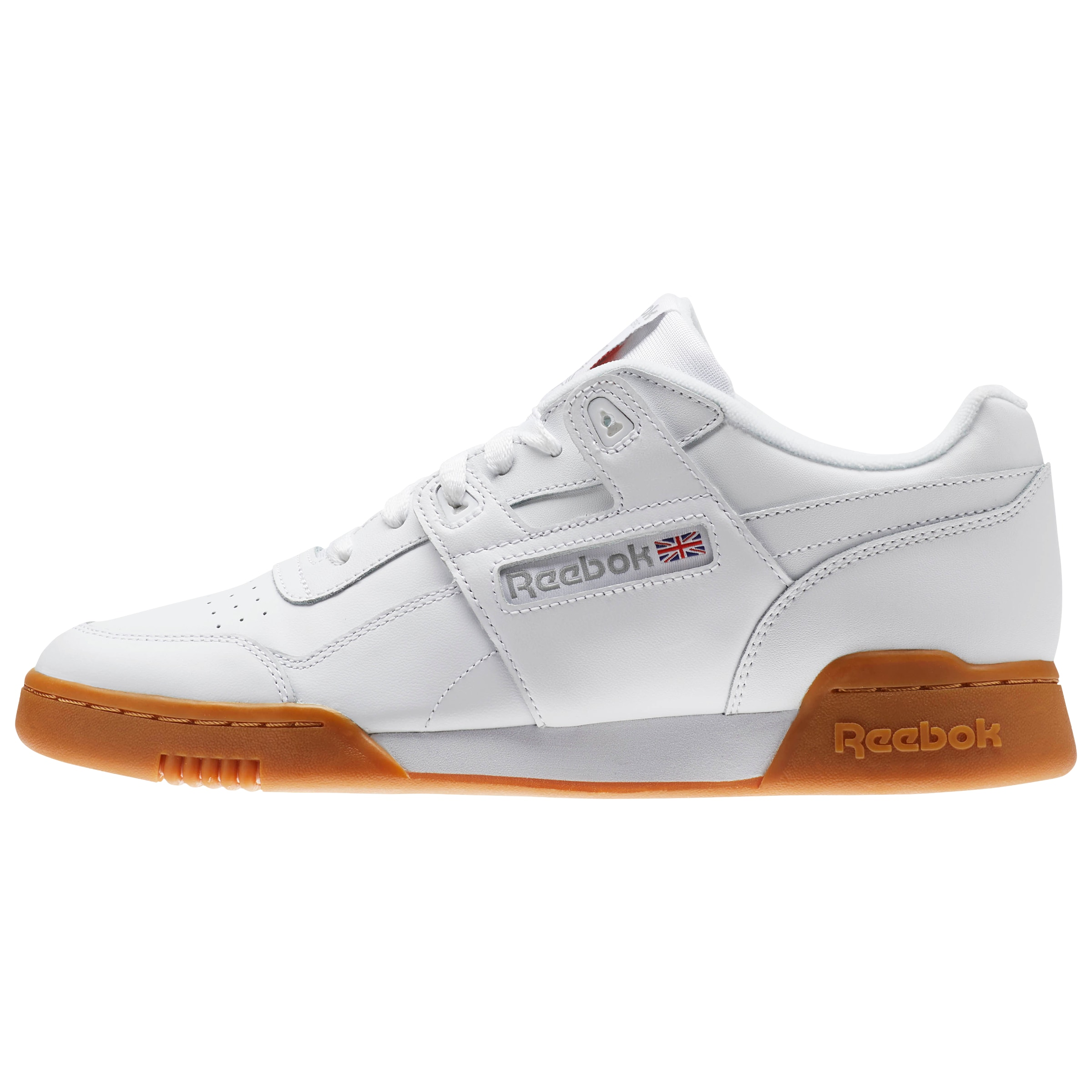 In Sneaker CognacWeiß Plus' Classic Reebok 'workout Aj3RL54