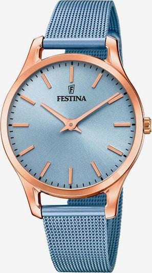 FESTINA Uhr 'F20507/2' in hellblau, Produktansicht