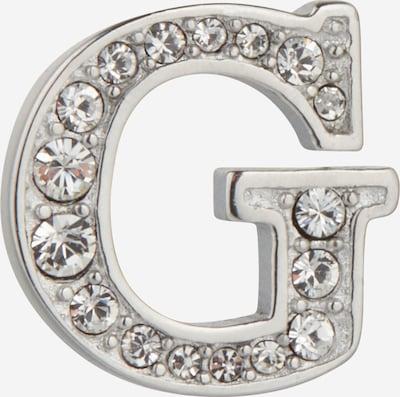 GUESS Uhani | srebrna barva, Prikaz izdelka