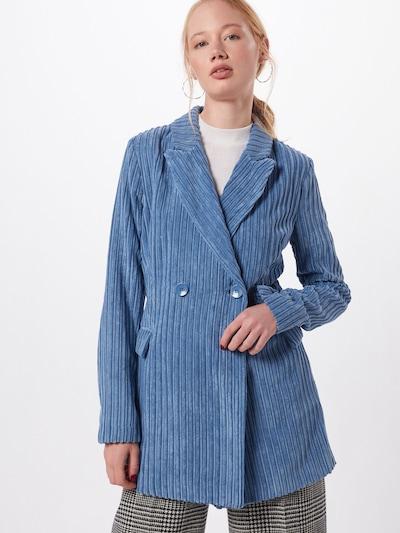 UNITED COLORS OF BENETTON Mantel in blau, Modelansicht