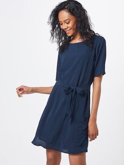 JACQUELINE de YONG Kleid 'JDYAMANDA' in blau, Modelansicht