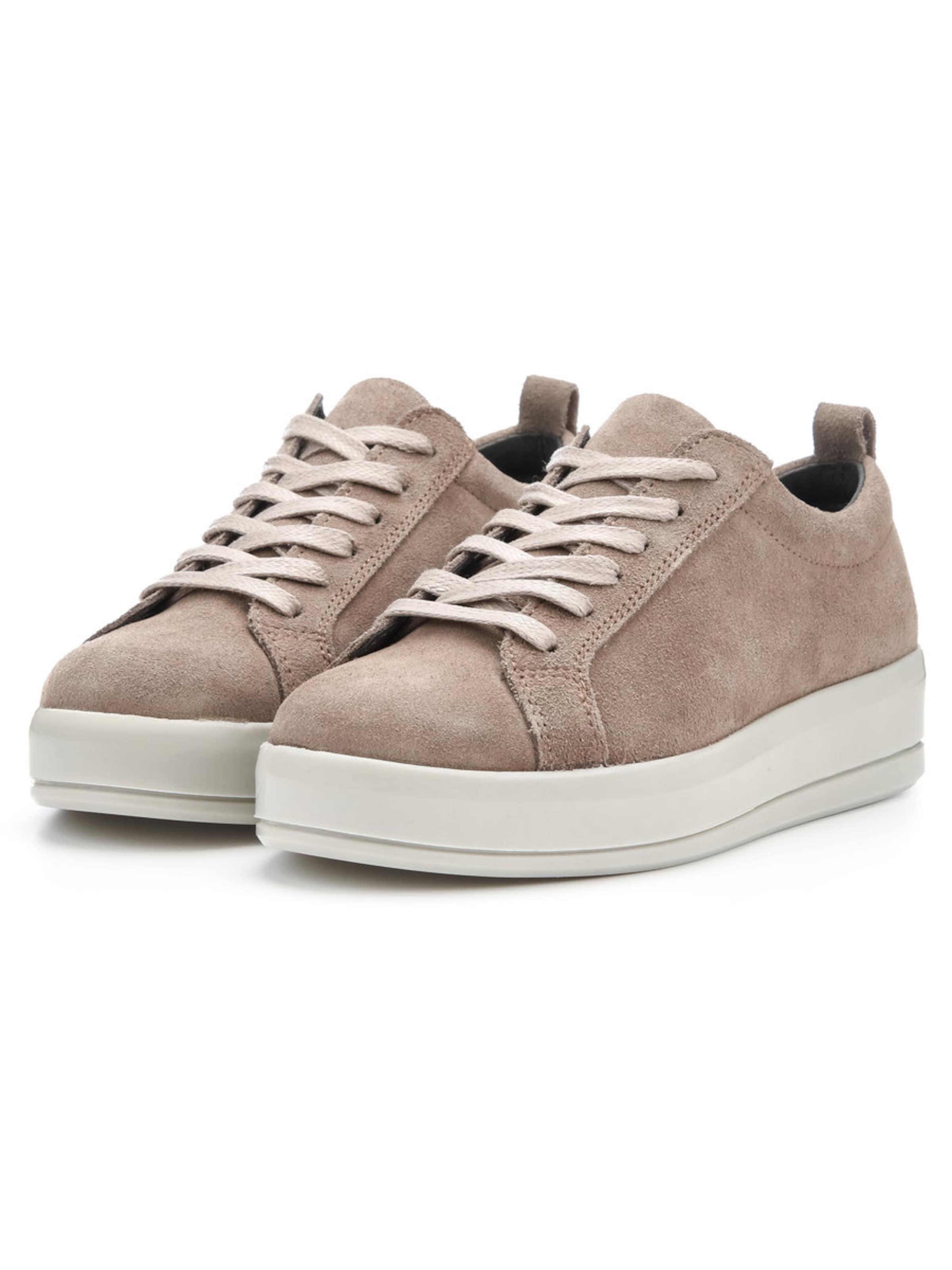 Kaufen Bianco Flachform Sneaker aus Veloursleder Bestes Geschäft Zu Bekommen Kaufen Billig Authentisch Online-Shopping Hohe Qualität 7rfI7X3P6