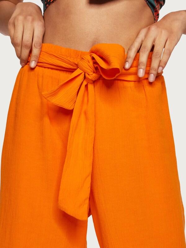 'malie' Orange Pantalon En Edited qUzSGVpM