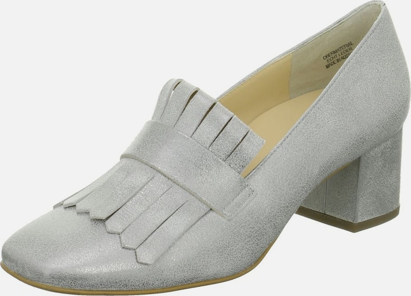 Paul Green Slipper in silber, Produktansicht