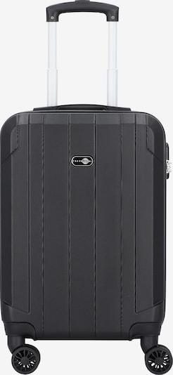 Travel Pal Trolley 'Brisbane 2.0' in de kleur Zwart, Productweergave