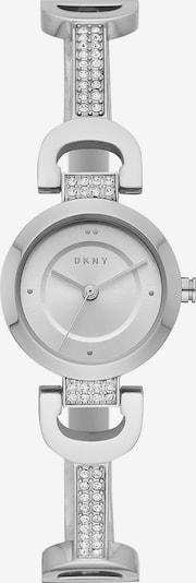 DKNY Uhr in silber, Produktansicht