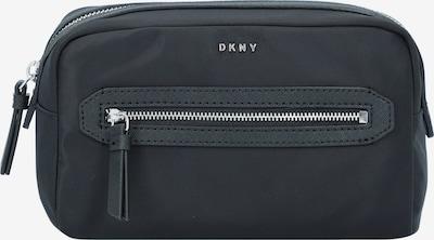 DKNY Kulturbeutel 'SLG Casey' in schwarz / silber, Produktansicht
