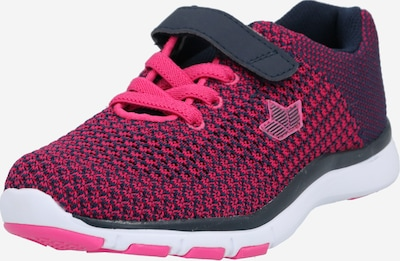 LICO Sneaker 'Famos VS' in marine / pink, Produktansicht