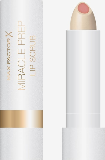 MAX FACTOR Lippen-Primer 'Miracle Prep Lip Scrub' in transparent, Produktansicht