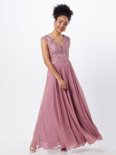 LUXUAR Abendkleid in pink, Modelansicht