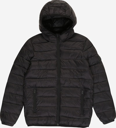 Jack & Jones Junior Jacke in schwarz, Produktansicht