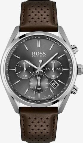 Orologio analogico 'Champion' di BOSS Casual in marrone