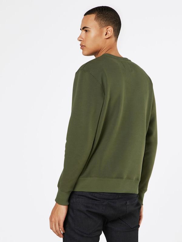 ALPHA INDUSTRIES Sweatshirt '3D'