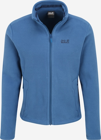 JACK WOLFSKIN Funktionele fleece-jas 'MOONRISE' in de kleur Blauw, Productweergave